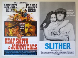 Deaf Smith & Johnny Ears / Slither