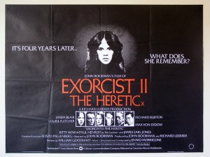 Exorcist II, the Heretic