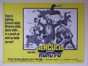 Hercules Against Kung Fu