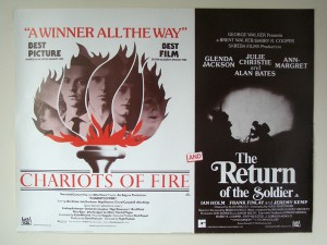 Chariots Of Fire / The Return Of The Soldier
