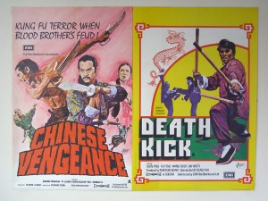 Chinese Vengeance / Death Kick
