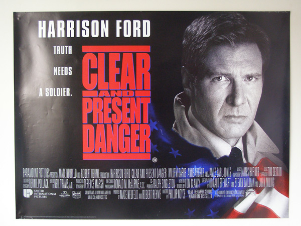clear and present danger pdf