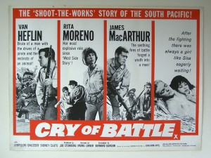 Cry Of Battle