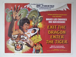 Exit The Dragon Enter The Tiger