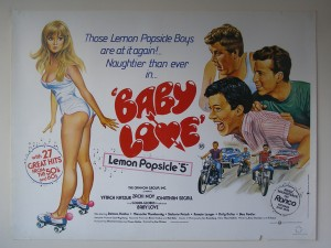 Lemon Popsicle 5, Baby Love
