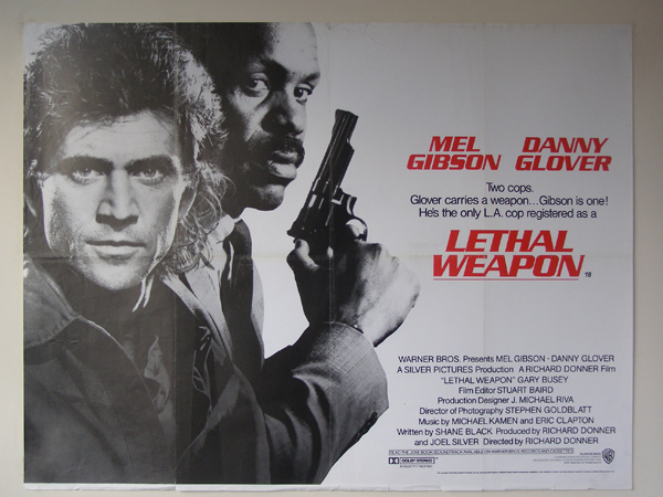 Lethal Weapon Spanish version Movie HD free download 720p