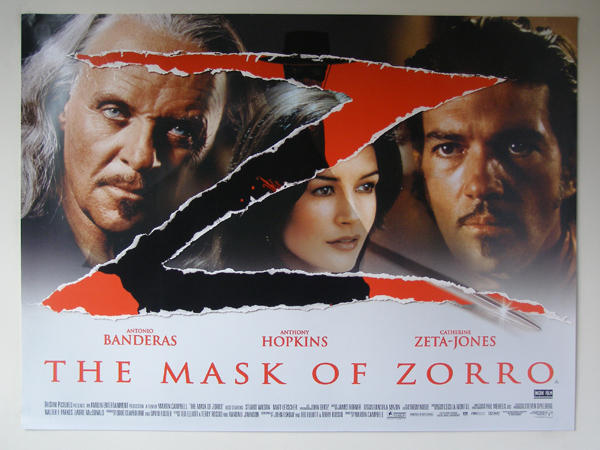 THE MASK OF ZORRO - Library of Congress