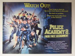 how to join the police academy uk