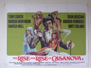 Rise and Rise Of Casanova, The