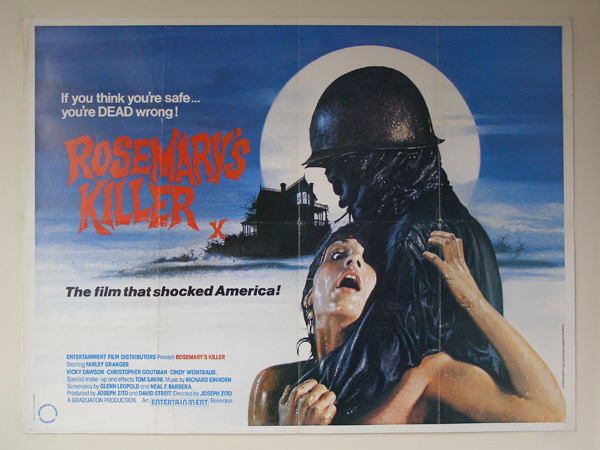The Prowler 1981 Poster