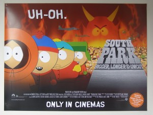 South Park, Bigger Longer & Uncut