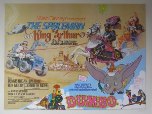 The Spaceman And King Arthur / Dumbo
