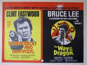 Thunderbolt And Lightfoot / The Way Of The Dragon
