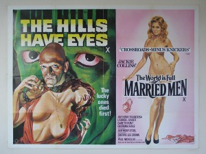 Hills Have Eyes, The / The World is Full of Married Men