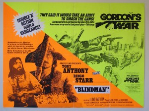 Gordon's War / Blindman