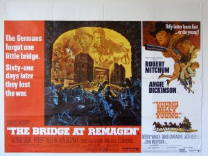 Bridge at Remagen, The / Young Billy Young