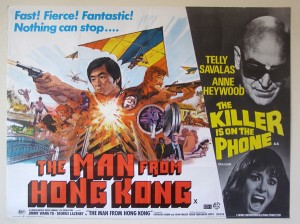 Man From Hong Kong, The / The Killer is on the Phone