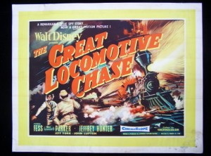 Great Locomotive Chase, The