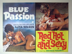 Blue Passion / Red Hot And Sexy