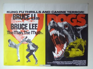 Bruce Lee -The Man, The Myth / Dogs
