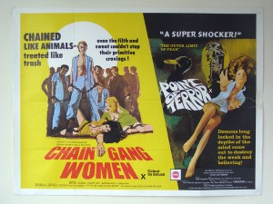 Chain Gang Women / Point Of Terror