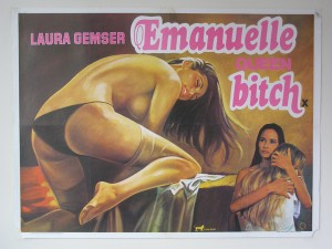 Emanuelle Queen Bitch