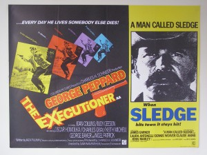The Executioner / A Man Called Sledge