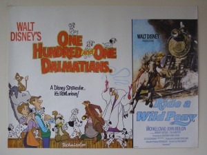 One Hundred and One Dalmatians / Ride a Wild Pony