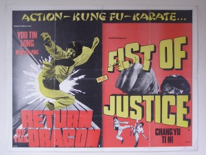 Return Of The Dragon / Fist Of Justice