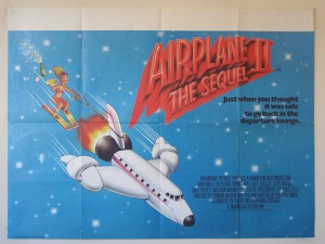 Airplane II The Sequel