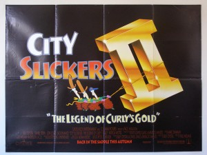 City Slickers II, the Legend of Curly's Gold